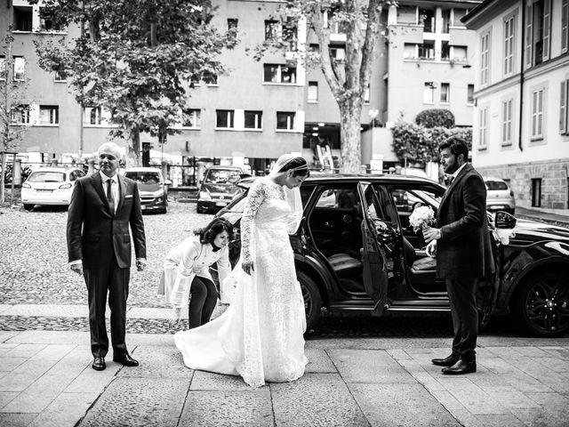Il matrimonio di Alessandro e Federica a Milano, Milano 24