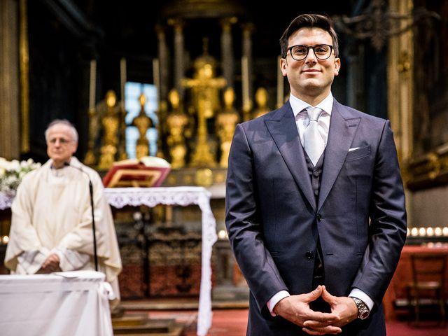 Il matrimonio di Alessandro e Federica a Milano, Milano 26