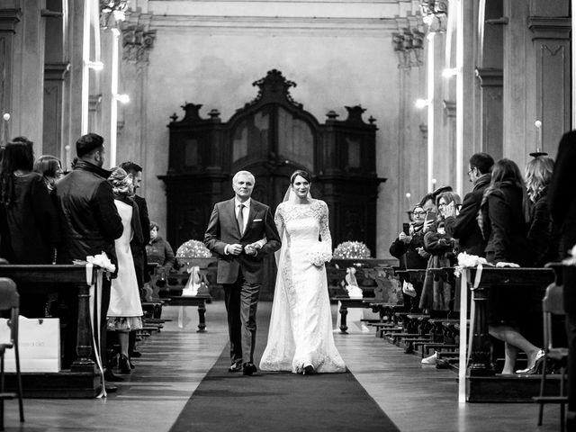 Il matrimonio di Alessandro e Federica a Milano, Milano 27