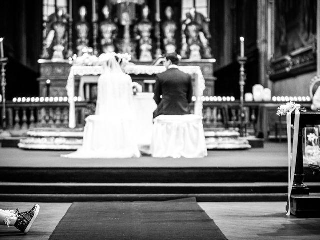 Il matrimonio di Alessandro e Federica a Milano, Milano 29