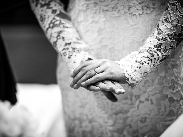 Il matrimonio di Alessandro e Federica a Milano, Milano 34