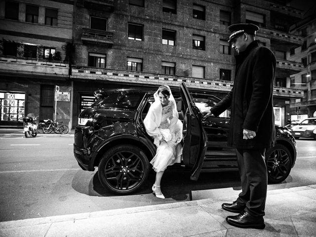 Il matrimonio di Alessandro e Federica a Milano, Milano 39