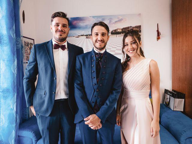 Il matrimonio di Lorenzo e Azzurra a Pisa, Pisa 8