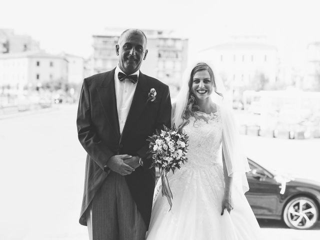 Il matrimonio di Lorenzo e Azzurra a Pisa, Pisa 13