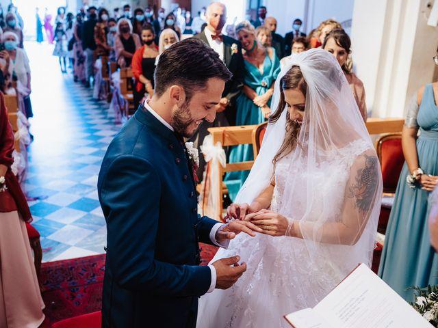 Il matrimonio di Lorenzo e Azzurra a Pisa, Pisa 20