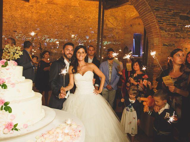 Il matrimonio di Francesco e Elisa a Collesalvetti, Livorno 1
