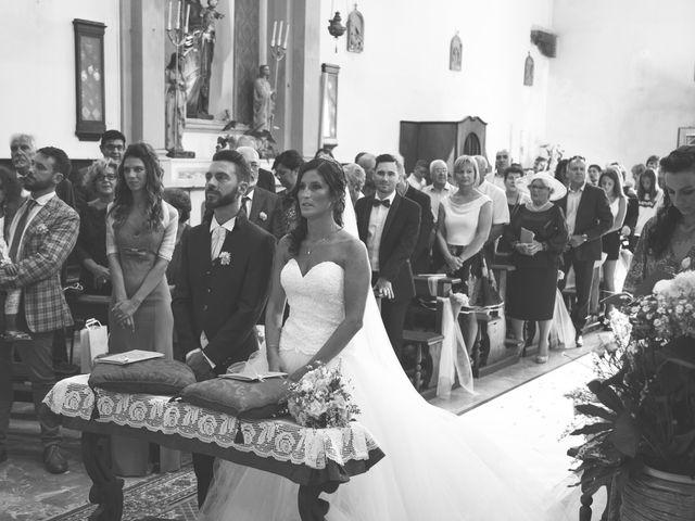 Il matrimonio di Francesco e Elisa a Collesalvetti, Livorno 3