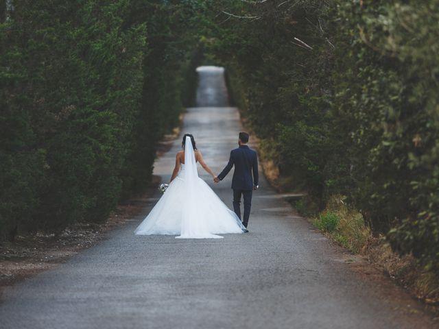 Il matrimonio di Francesco e Elisa a Collesalvetti, Livorno 8