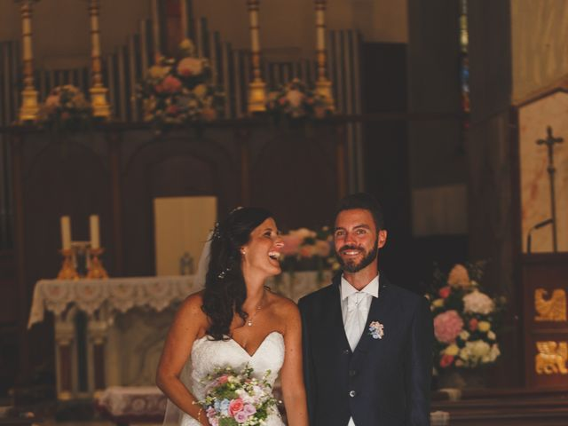 Il matrimonio di Francesco e Elisa a Collesalvetti, Livorno 9