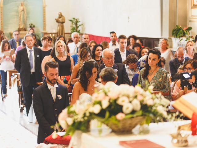 Il matrimonio di Francesco e Elisa a Collesalvetti, Livorno 13