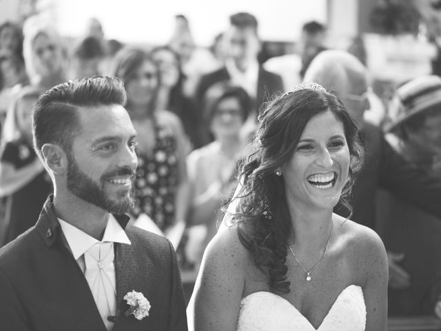 Il matrimonio di Francesco e Elisa a Collesalvetti, Livorno 14
