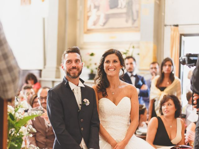 Il matrimonio di Francesco e Elisa a Collesalvetti, Livorno 15