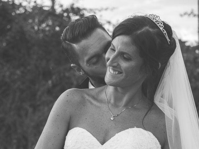 Il matrimonio di Francesco e Elisa a Collesalvetti, Livorno 22