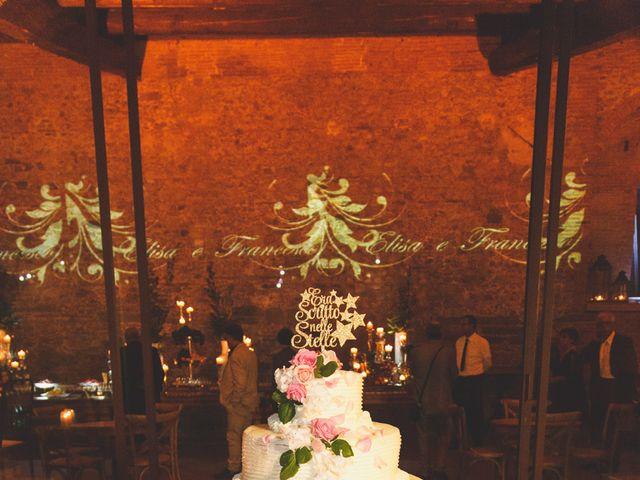Il matrimonio di Francesco e Elisa a Collesalvetti, Livorno 25