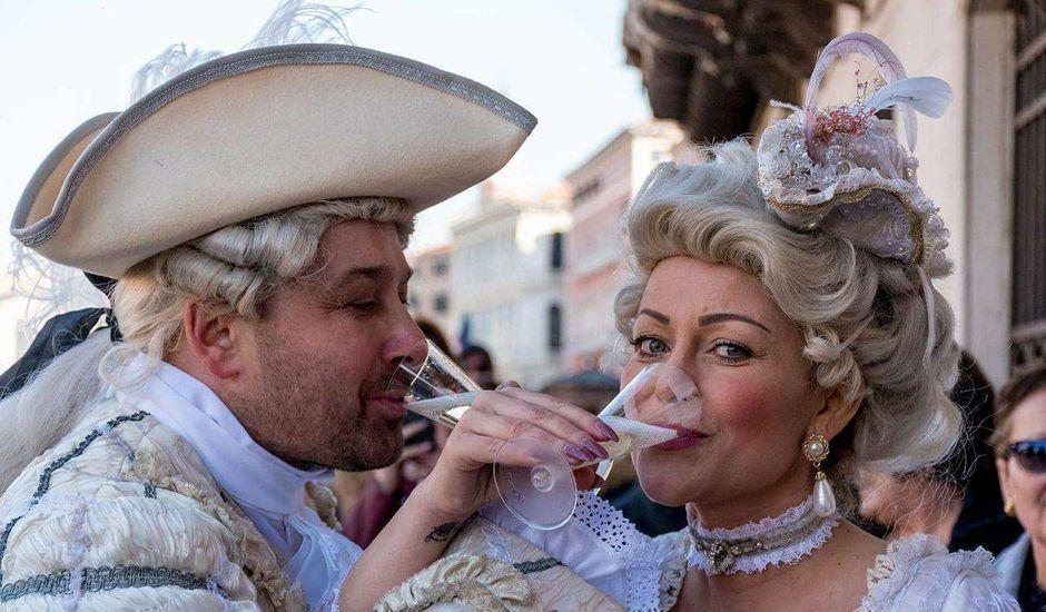 Il matrimonio di Cristian e Cristina a Venezia, Venezia