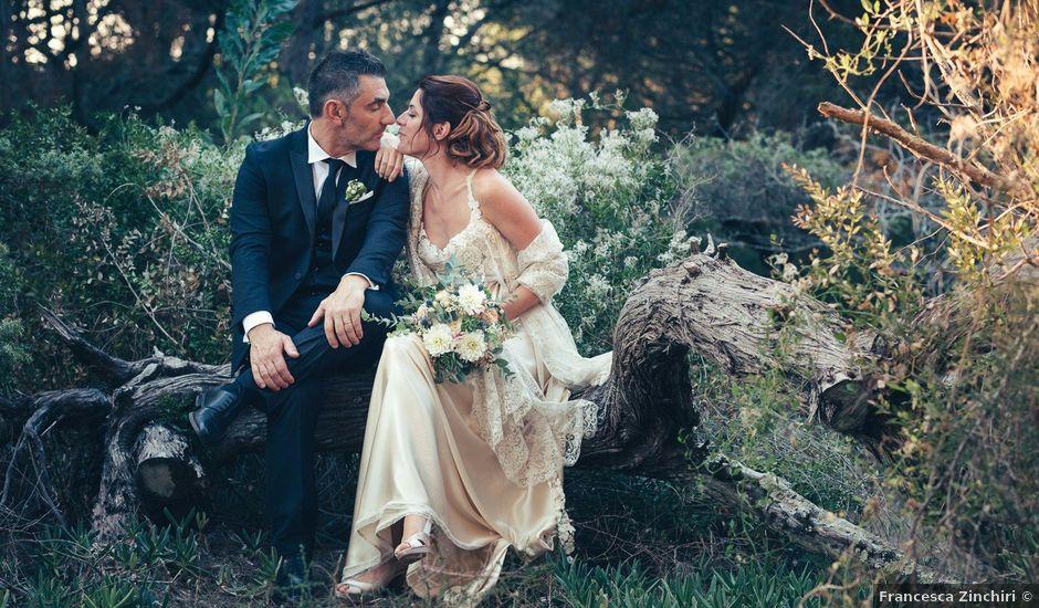 Il matrimonio di Gian Mario e Pina a Sorso, Sassari