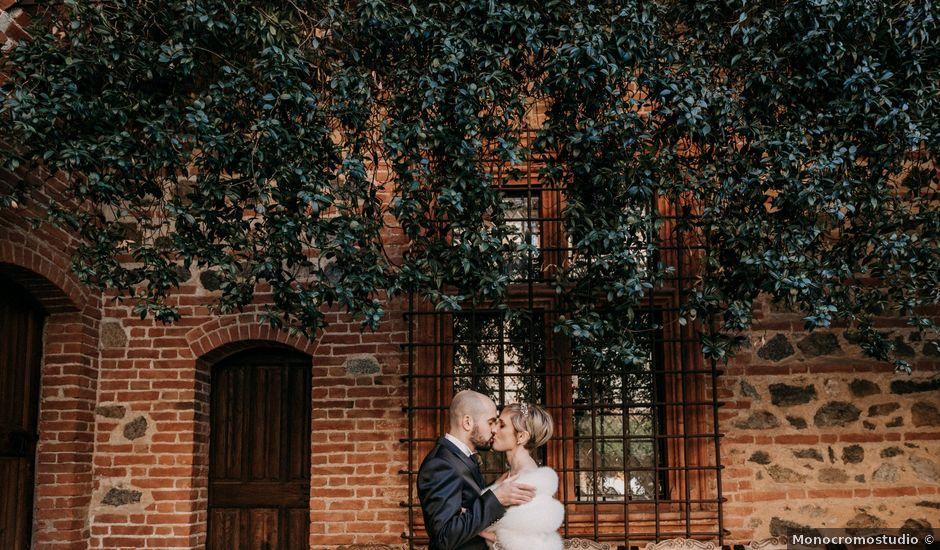 Il matrimonio di Lorenzo e Enrica a Pavone Canavese, Torino