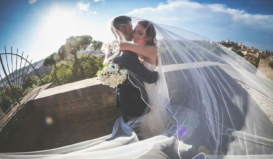 Il matrimonio di Alfredo e Eleonora a Roma, Roma
