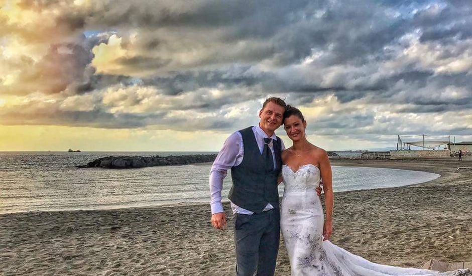 Il matrimonio di Lukasz e Nadia a Roma, Roma