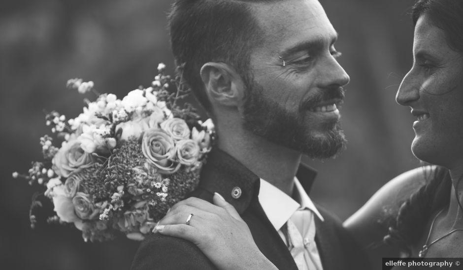 Il matrimonio di Francesco e Elisa a Collesalvetti, Livorno