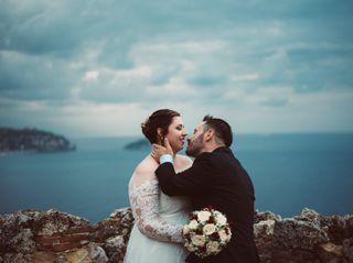 Le nozze di Laura e Nicholas