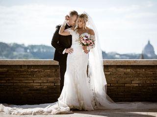 Le nozze di Marzia e Ben