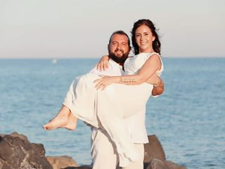 Le nozze di Micaela  e Andrea