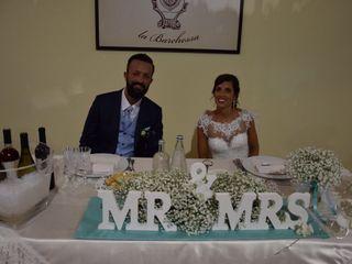 Le nozze di Sara Canato e Daniele Gorgolani