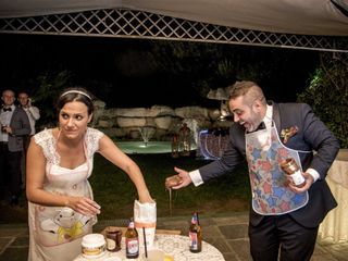 Le nozze di Mirko e Stefania