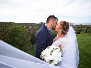 Le nozze di Emanuela e Franco