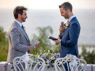 Le nozze di Roberto e Fabio