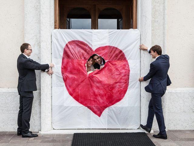 Il matrimonio di Massimo e Francesca a Trento, Trento 9