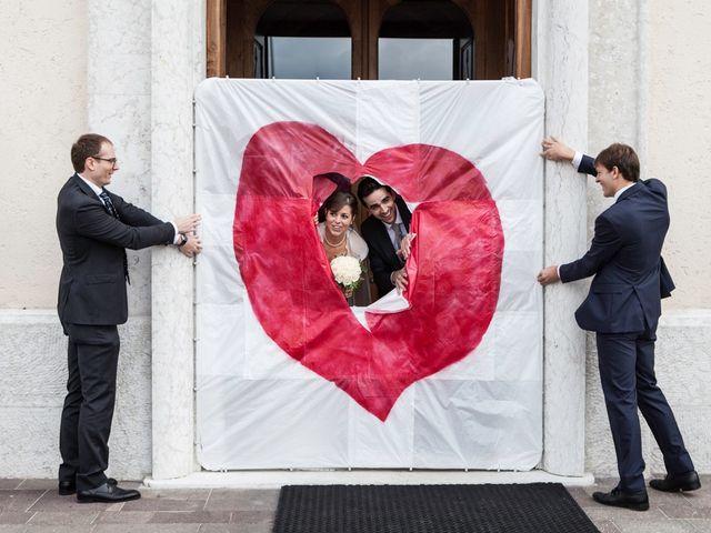 Il matrimonio di Massimo e Francesca a Trento, Trento 10