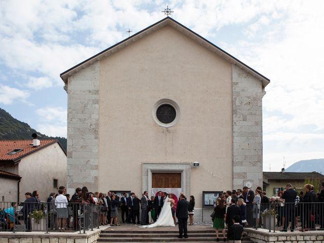 Il matrimonio di Massimo e Francesca a Trento, Trento 15