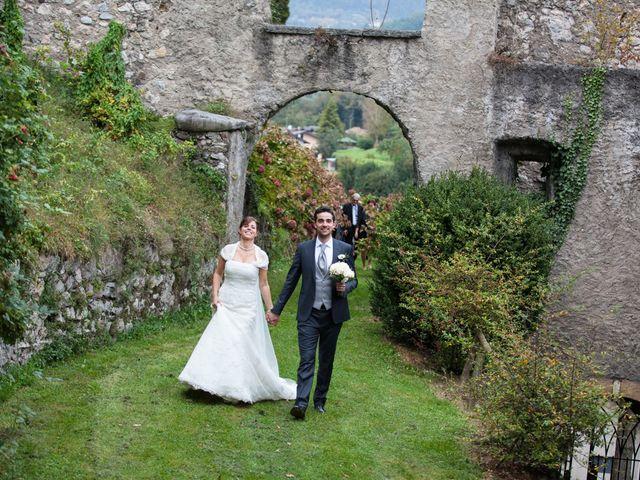 Il matrimonio di Massimo e Francesca a Trento, Trento 17