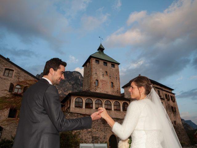 Il matrimonio di Massimo e Francesca a Trento, Trento 1