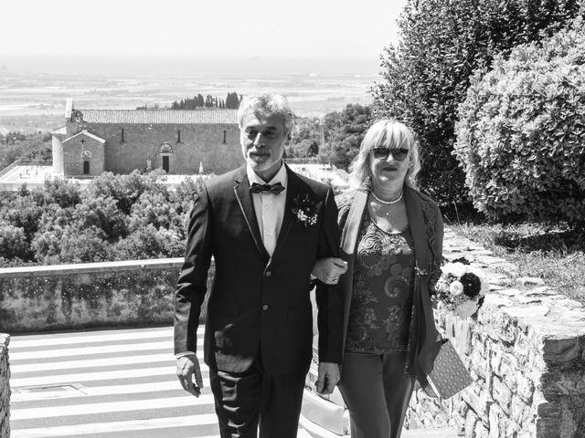 Il matrimonio di Daniele e Barbara a Campiglia Marittima, Livorno 15