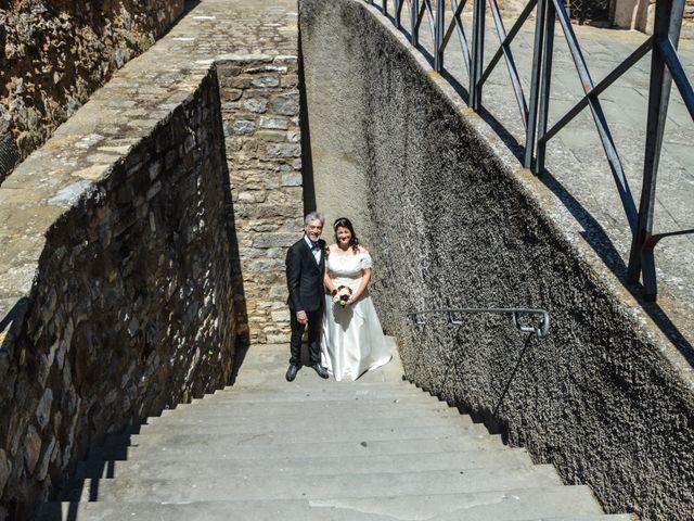 Il matrimonio di Daniele e Barbara a Campiglia Marittima, Livorno 17