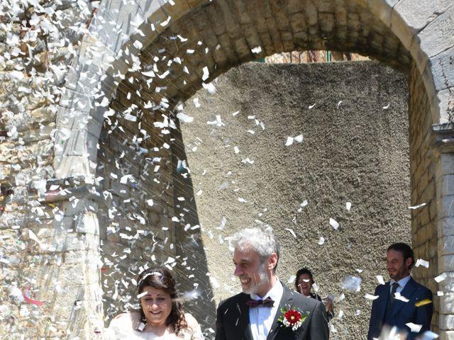 Il matrimonio di Daniele e Barbara a Campiglia Marittima, Livorno 19