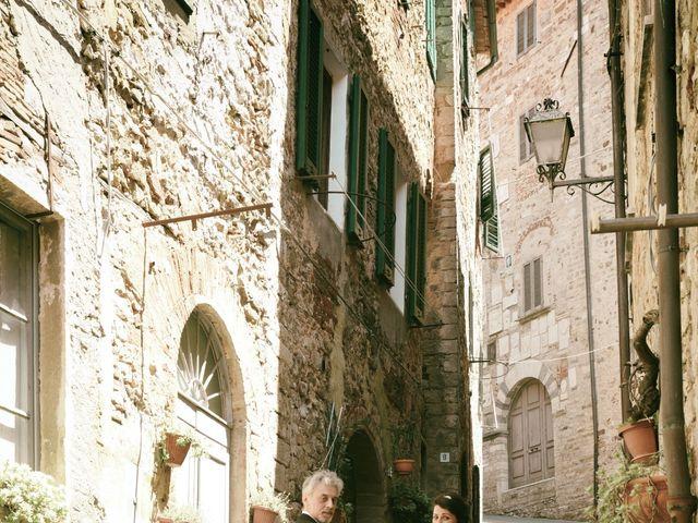 Il matrimonio di Daniele e Barbara a Campiglia Marittima, Livorno 20