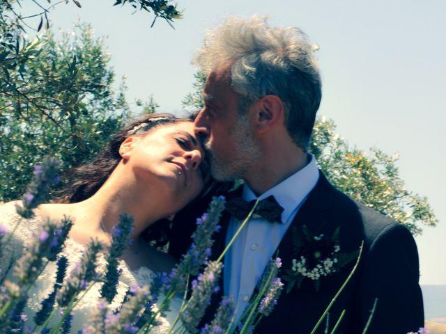 Il matrimonio di Daniele e Barbara a Campiglia Marittima, Livorno 24