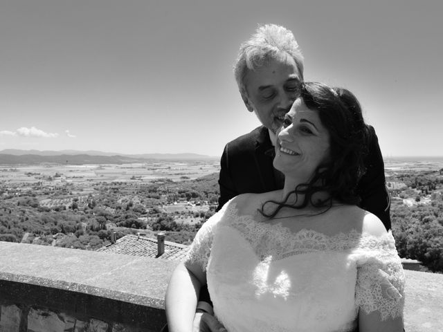 Il matrimonio di Daniele e Barbara a Campiglia Marittima, Livorno 25