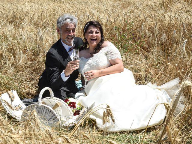 Il matrimonio di Daniele e Barbara a Campiglia Marittima, Livorno 1