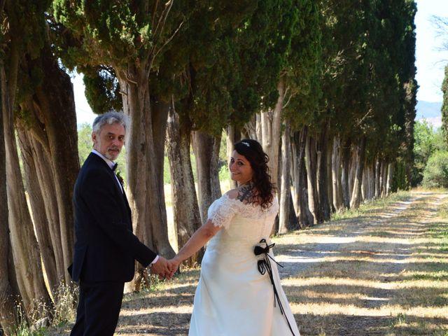 Il matrimonio di Daniele e Barbara a Campiglia Marittima, Livorno 31