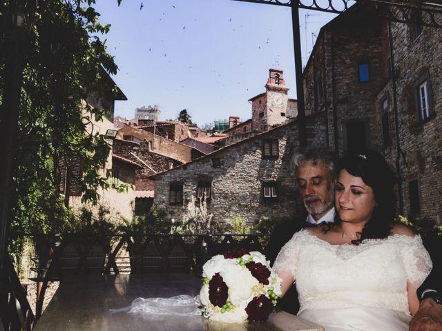 Il matrimonio di Daniele e Barbara a Campiglia Marittima, Livorno 35