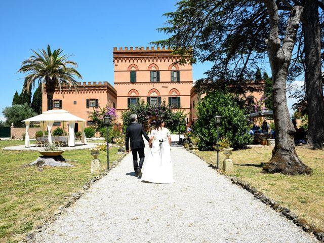Il matrimonio di Daniele e Barbara a Campiglia Marittima, Livorno 37