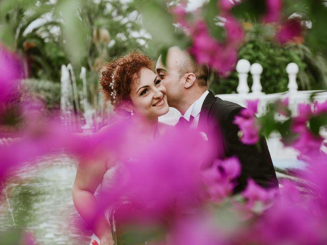 le nozze di Carola e Dario