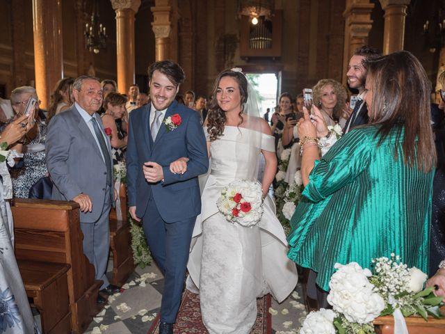 Il matrimonio di Riccardo e Alessandra a Salsomaggiore Terme, Parma 28