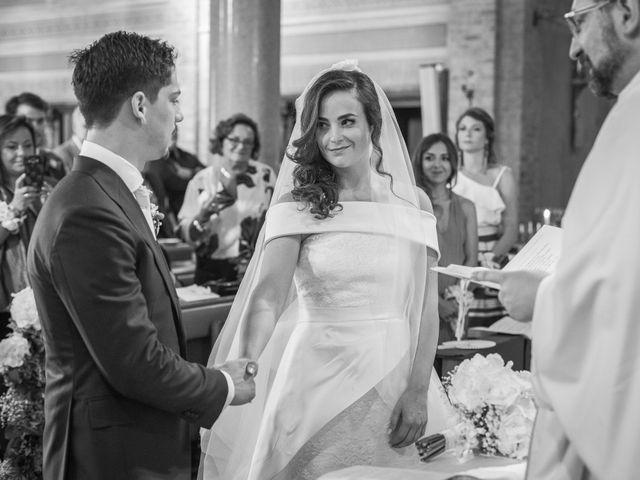 Il matrimonio di Riccardo e Alessandra a Salsomaggiore Terme, Parma 34