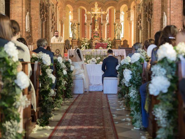 Il matrimonio di Riccardo e Alessandra a Salsomaggiore Terme, Parma 45